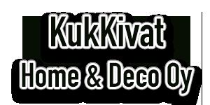 Kukkakauppa KukKivat Home & Deco - Kangasala